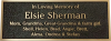 Click this Image to visit the Exterior Metal Plaques category.