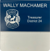 Engraved Plastic Name Badge Name Badges | Plates