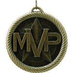 Value Medal Series Awards -Most Valuable Player (MVP) Bowling Trophy Awards