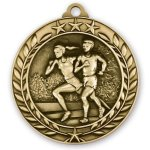 Wreath Medal -Cross Country  Cross Country Trophy Awards