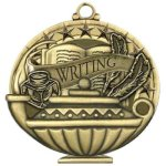 APM Medal -Perfect Attendance  Scholastic Trophy Awards