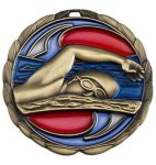CEM Medal -Swimming Swimming Trophy Awards