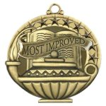 APM Medal -Most Improved  Volleyball Trophy Awards