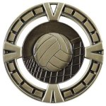 BG Series Medal Awards -Volleyball Volleyball Trophy Awards