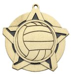 Super Star Medal -Volleyball Volleyball Trophy Awards
